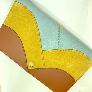 Kate Spade Nadine Medium Clutch Wallet